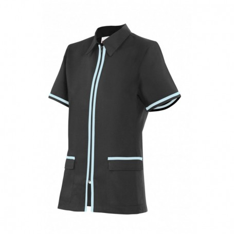Camisola o camisa pijama sanitario manga corta de colores VELILLA B589