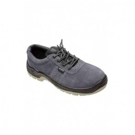 Zapato de trabajo transpirable S1 puntera metal barato Velilla Z300A
