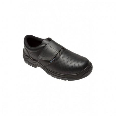 Zapato de trabajo sanitario-limpieza barato transpirable Velilla