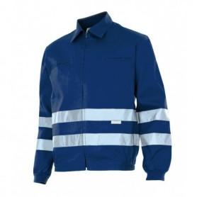 Cazadora - chaqueta con cintas reflectantes AV Velilla 154