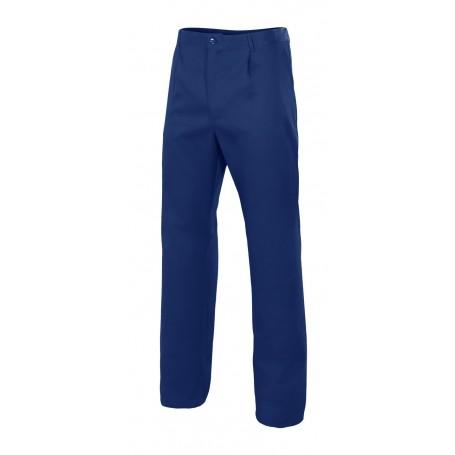 Pantalón de trabajo barato con pinzas y bolsillos Velilla 349