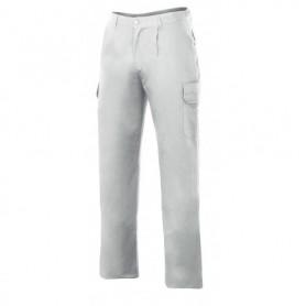 Pantalón de trabajo barato acolchado multibolsillos Velilla 398