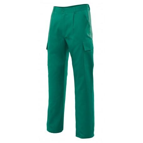 Pantalón de trabajo barato multibolsillos Velilla 31601