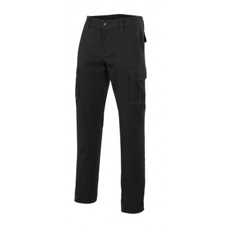 Pantalón de trabajo reforzado multibolsillos Velilla 103001