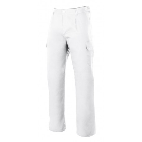 Pantalón de trabajo forrado multibolsillos Velilla 103006