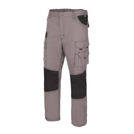 Pantalón canvas bicolor reforzado en rodillas Velilla 103011B