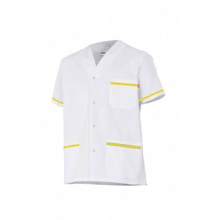 Chaqueta pijama manga corta con botones barata Velilla P535201