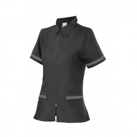 Camisola o camisa pijama sanitario manga corta de colores VELILLA P590