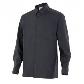 Camisa fina de trabajo de mangas largas Velilla para Hombre 529
