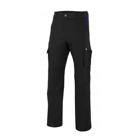 Pantalón laboral reforzado rodillas y trasero Velilla BINIQUEL