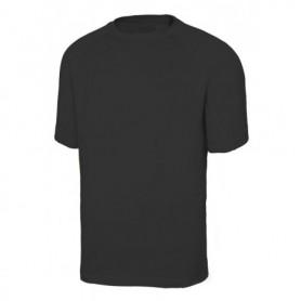 Camiseta técnica manga corta y cuello redondo barata Velilla 105506