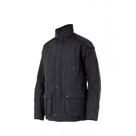 Parka-Abrigo acolchado impermeable con bolsillos Velilla 206002