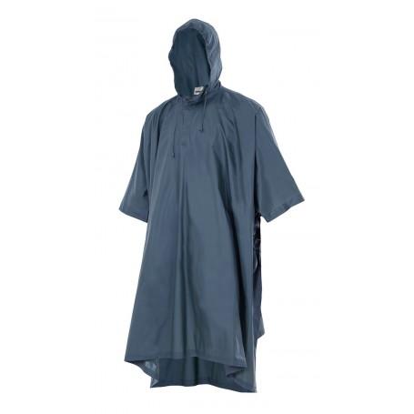 Poncho de lluvia-chubasquero impermeable con capucha Velilla 187