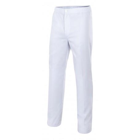 Pantalón pijama con botón sanitario-limpieza barato Velilla 335