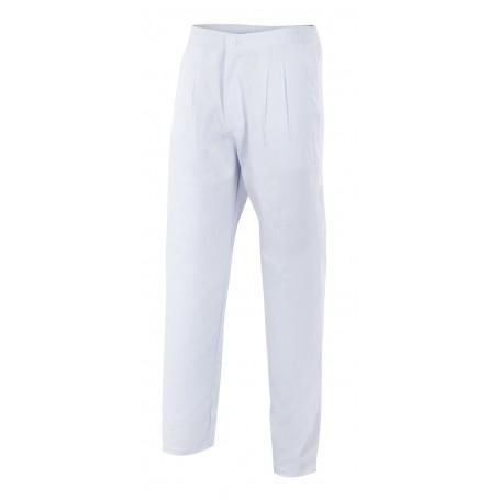 Pantalón pijama con botón sanitario-limpieza barato Velilla 337