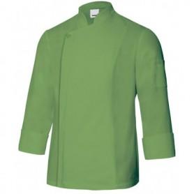 Chaqueta-Casaca de cocina c. mao con botones hombre Velilla 405202TC