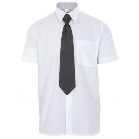 Corbata negra para camareros y hostelería barata Velilla 52
