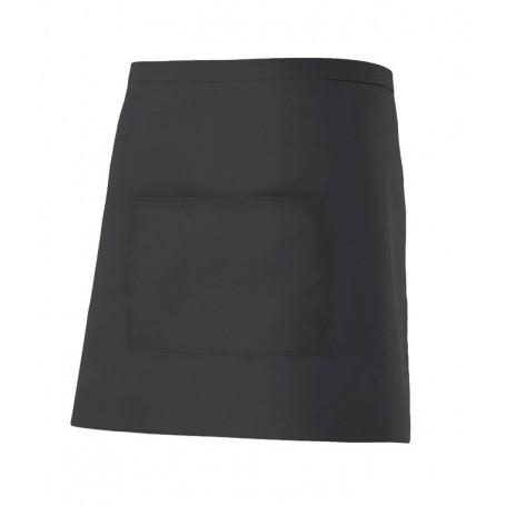 Delantal corto con bolsillo de cocina y hostelería Velilla 404201