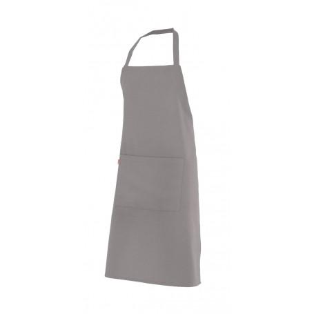 Delantal peto largo hostelería-cocina con bolsillo Velilla 404204