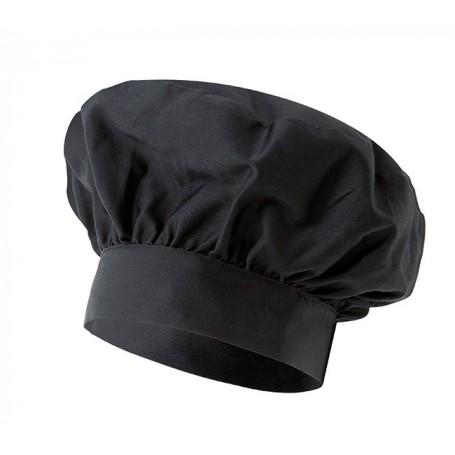 Gorro francés de cocina-hostelería Velilla barato VAINILLA