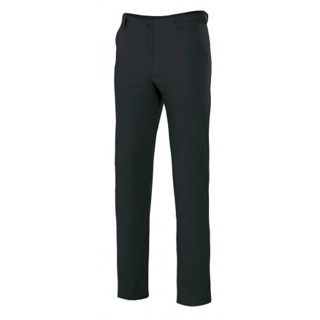 Pantalón chino de camarero elástico mujer Velilla 403005S