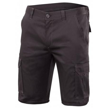 Bermuda o pantalón corto elástico con bolsillos Velilla 103009