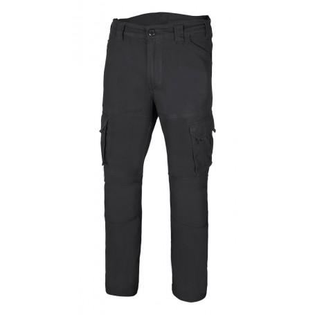 Pantalón de algodón stretch multibolsillos Velilla 103012S